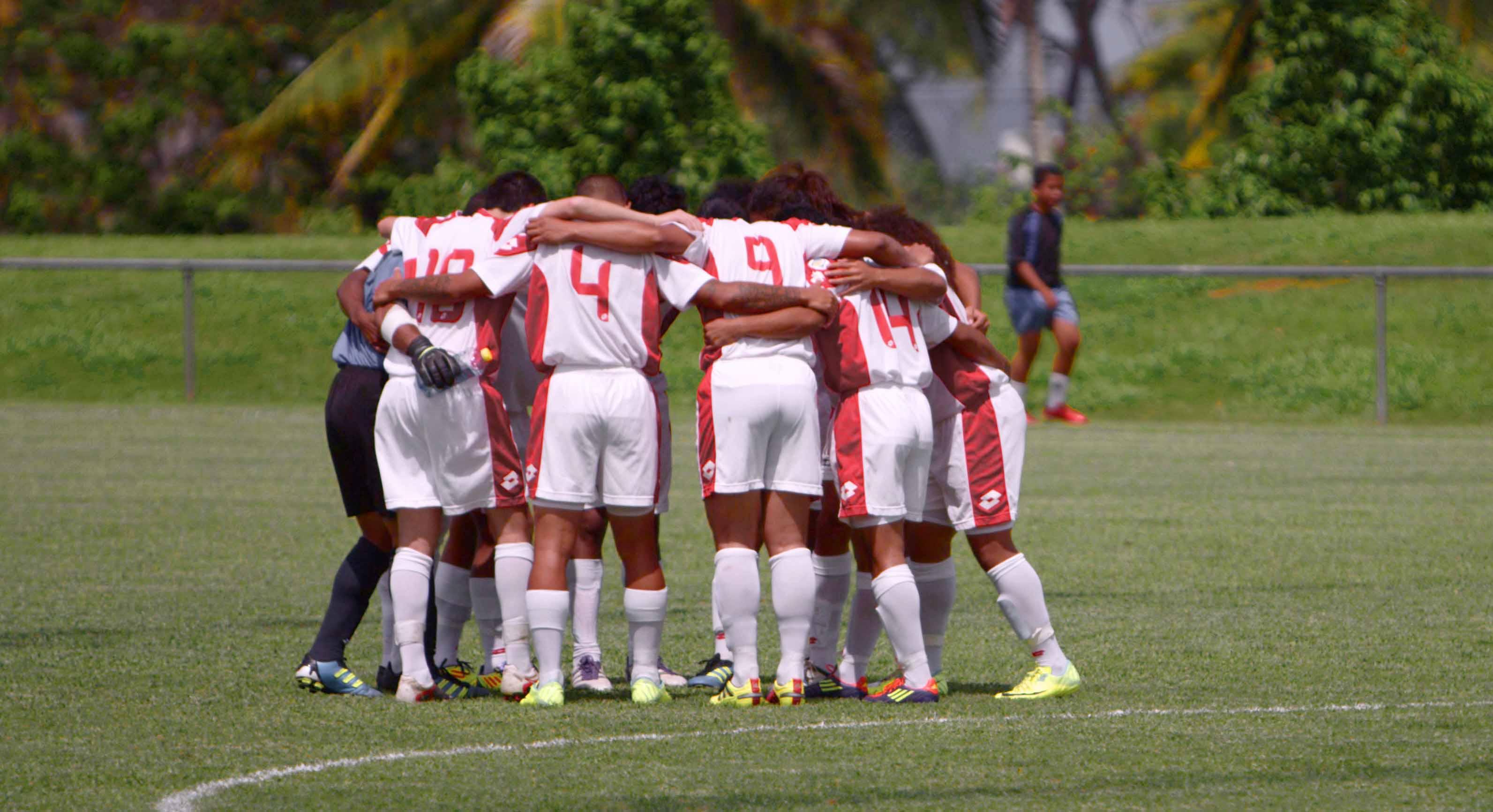 サッカーアメリカ領サモア代表 - American Samoa national football teamForgot Password