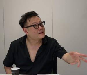 エリック・クー監督