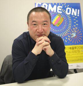 映画プロデューサーの王彧氏