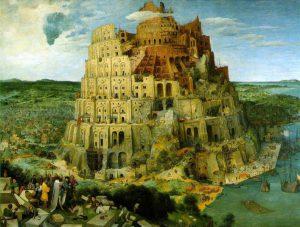 バベルの塔(1563)