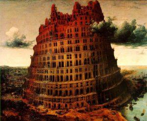 バベルの塔(1568)