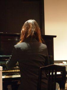 柳下さんとピアノ
